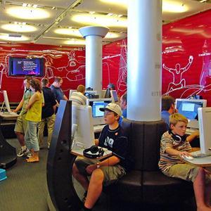 Интернет-кафе Коммунара