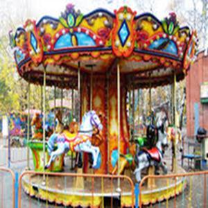 Парки культуры и отдыха Коммунара