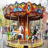 Парки культуры и отдыха в Коммунаре